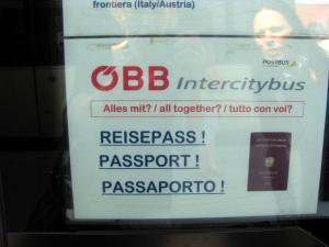 Sogar die ÖBB hat peinliche Übersetzungsfehler.